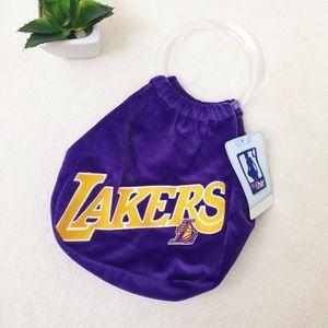 Lakers satchel bag